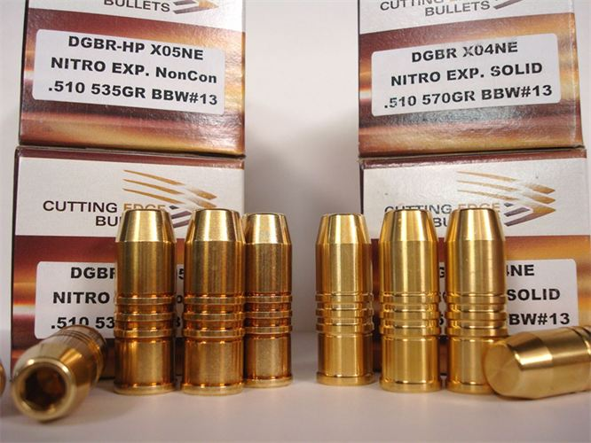 B & M Rifles and Cartridges - Bullets For B&Ms